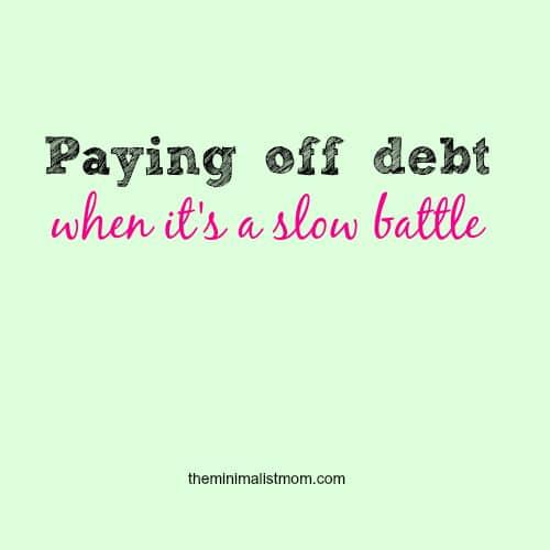 debtslowbattle