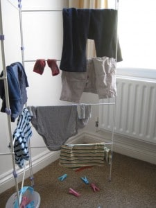British laundry: my fight with the washer dryer