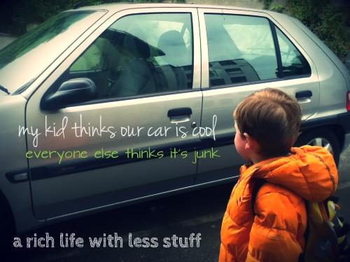 my first car essay