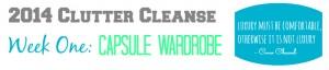 Week One: Capsule Wardrobe Accessories