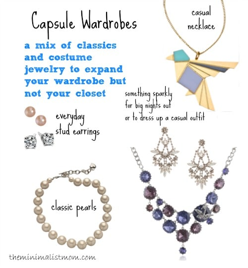 Build Your Perfect Capsule Wardrobe Accessories The