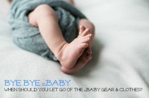 Bye Bye Baby Stuff