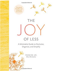The NEW Joy of Less + Giveaway